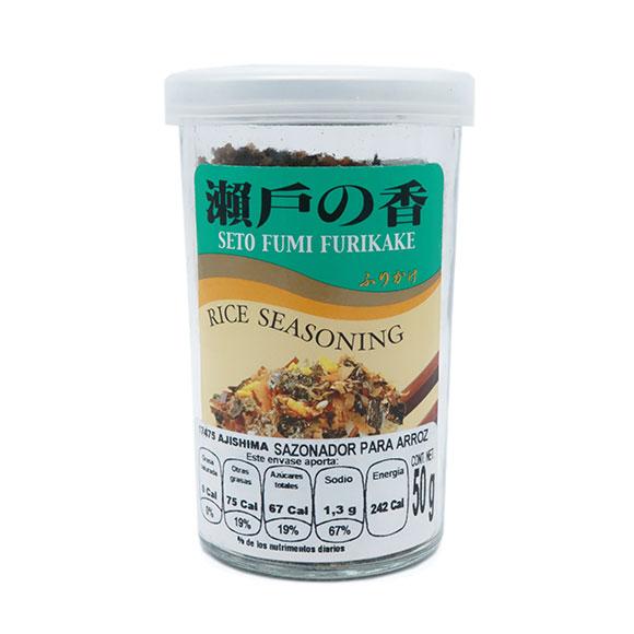 Ajishima Sazonador Para Arroz Seto Fumi