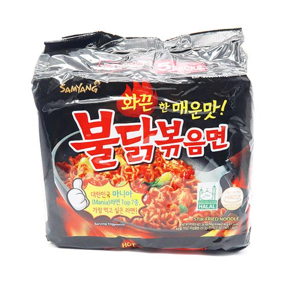 Samyang Hot Chicken Pack