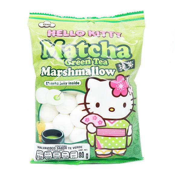 Eiwa Hello Kitty Marshmallow Matcha